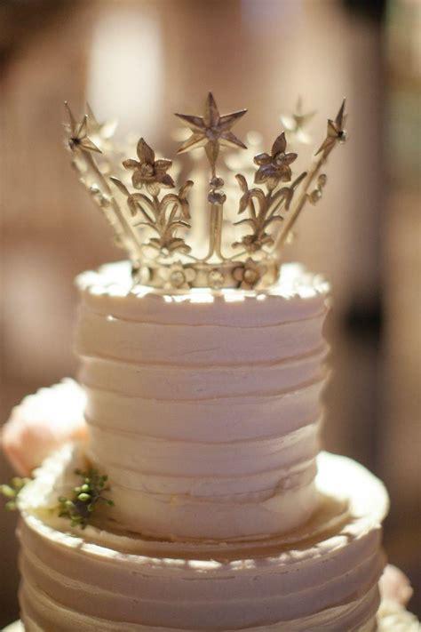 cake topper crown cake topper  weddbook