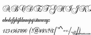 Cursive Lettering Ballad Script Regular Font Download Free Legionfonts