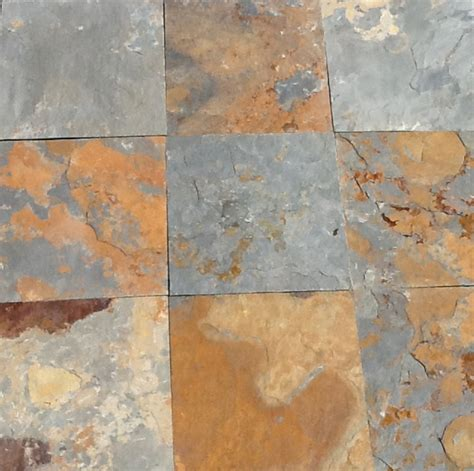 cabot slate tile california gold cleft 12 quot x12 quot