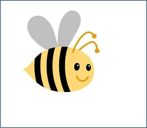 Clipart Bee Bumble Bee Clip