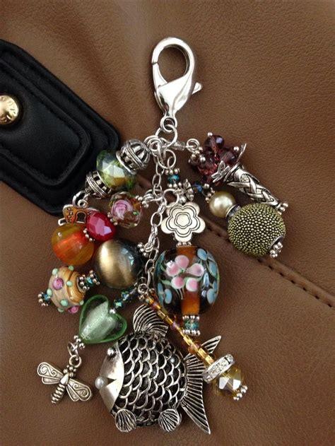 diy purse charms  jewelry pinterest