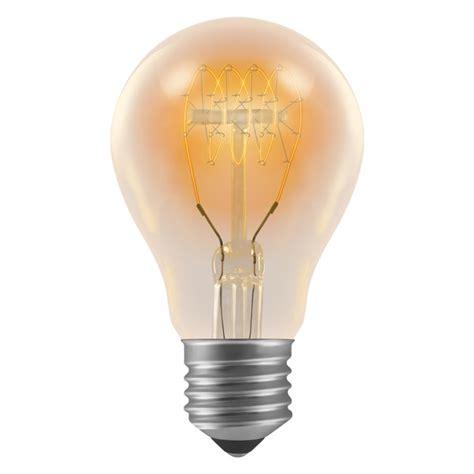 antique vintage decorative gls filament light bulb l