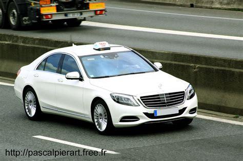 taxi siege auto mercedes classe s reporter
