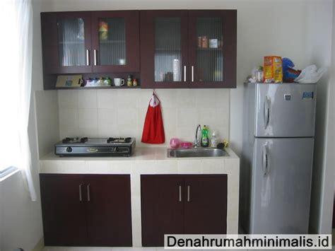 membuat desain dapur minimalis tipe  renovasi rumahnet