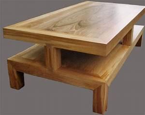 Table De Salon Moderne : tables modernes ~ Preciouscoupons.com Idées de Décoration
