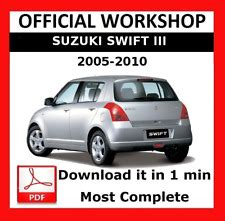 free online auto service manuals 1998 suzuki swift auto manual suzuki 2007 car service repair manuals ebay