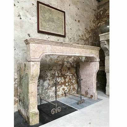 Fireplace Stone Antique Lxiv Fireplaces Reclaimed Caption