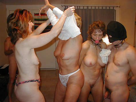 amateur wife bdsm party