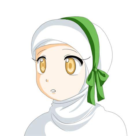 11 Kartun Muslimah Sedih Anak Cemerlang