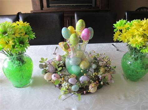 diy easter decorations diy easter table decorations