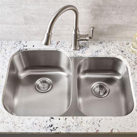 kitchen sinks 33x19x8 portsmouth undermount bowl kitchen sink american