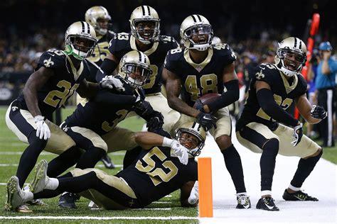saints invigorated defense   nfc
