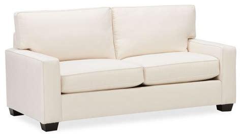 pottery barn comfort sofa reviews pb comfort square upholstered sleeper sofa contemporary