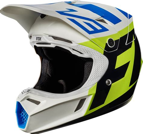Fox Racing Youth V3 Creo Mips Mx Motocross Helmet Ebay