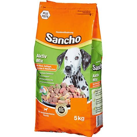 hunde trockenfutter mit getreide niedrigpreisig