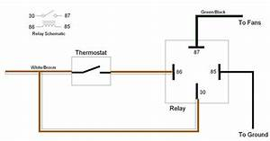 How To Add Relay To Cooling Fans    Mgb  U0026 Gt Forum   Mg