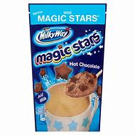 Hot Milky Way Magic Stars Chocolate