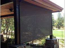 Retractable Sun Shades Vertical ‹ Screens 4 Less