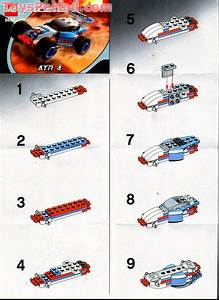 Lego 8657 Atr 4 Set Parts Inventory And Instructions