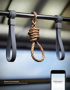 American EHR Print Advert By Hot Tomali: Noose | Ads of ...