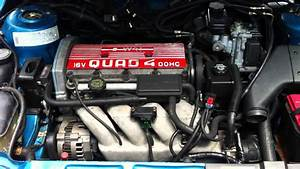 1993 W41 Quad 4 Engine Running