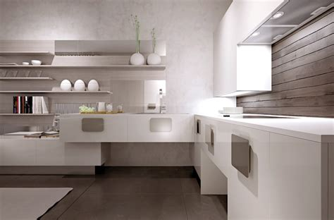 Cucine Moderne Bianche Laccate by Solobianco Scic