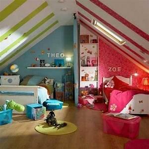 Coole Zimmer Deko : 23 coole deko ideen ihre decken mit streifen zu schm cken ~ Sanjose-hotels-ca.com Haus und Dekorationen