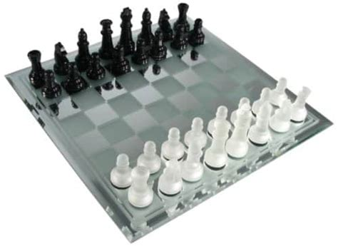 Top 10 Best Glass Chess Sets In 2019