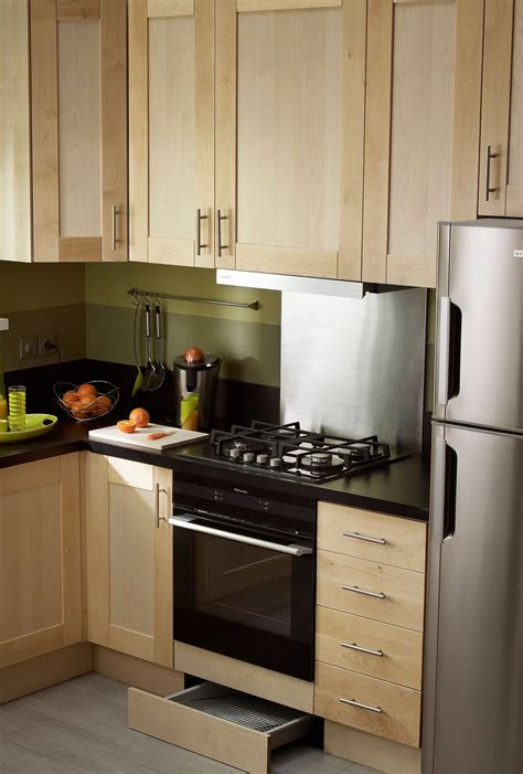 modele de cuisine rustique cuisine gorgeous modele de cuisine aménagée modele