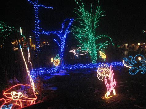 Hogle Zoo Lights by Cheryl And William Hogle Zoo Lights