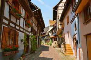 Cute French Towns