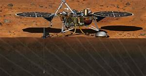 NASA 'Insight' mission sending robot to Mars with new high ...