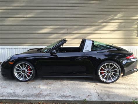 Porsche 991 4gts Targa Forgeline Gt1 Centerlock