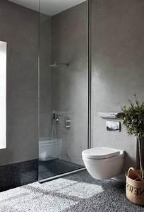 Salle De Bain Moderne Grise. salle de bains contemporaine grise ...