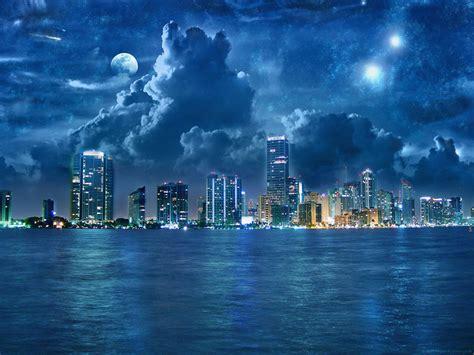 city lights background wallpaper wallpapersafari
