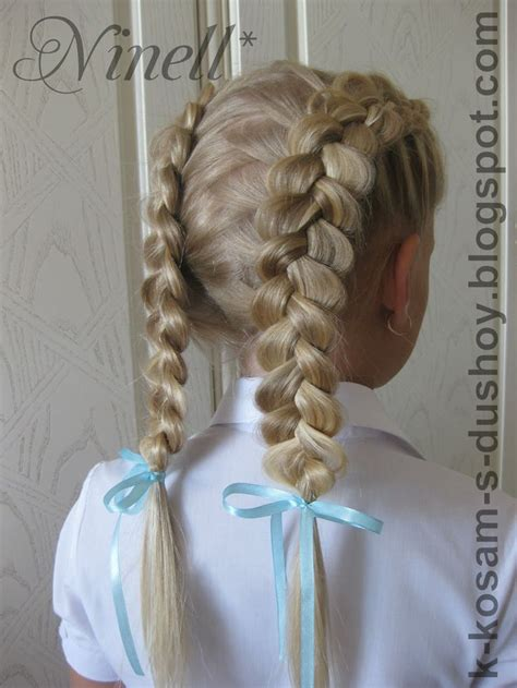 dutch braid pigtail hairstyle  women hairstylo