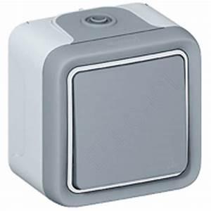 Materiel Electrique Legrand Pas Cher : plexo interrupteur va et vient gris 10 ax legrand 069711 ~ Dailycaller-alerts.com Idées de Décoration