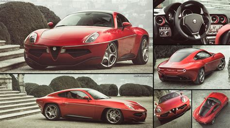 Alfa Romeo Disco Volante 2013 Alfa Romeo Disco Volante Touring 2013 Pictures