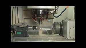 Steam Turbine Nozzle Machining