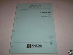 Workshop Manual Peugeot 806 Wiring Diagrams  Stand 1996