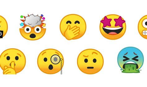new emojis for android enfin revoit la forme des emojis pour android o