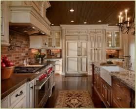 brick backsplash kitchen best 25 kitchen brick ideas on exposed brick kitchen interior design kitchen and