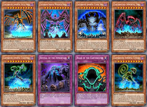 Earthbound Immortal Deck Ygopro by Hq Cards For Ygopro By Brian V W Projects Ygopro Forum