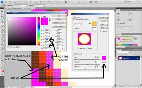 adobe photoshop cs6 tutorial color replacement auto