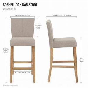 Tabouret De Bar Tissu : tabouret de bar tissu bois cornell idee bar pinterest bar ~ Teatrodelosmanantiales.com Idées de Décoration
