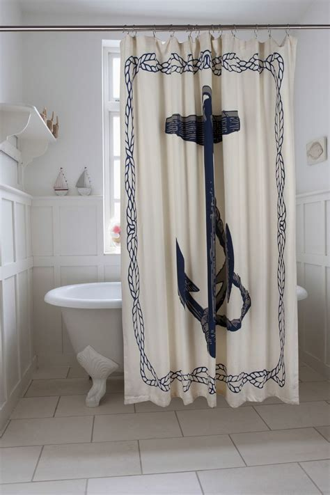 Best 25+ Nautical Shower Curtains Ideas On Pinterest