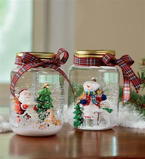 last minute kostüm selber machen last minute weihnachtsgeschenk idee schneekugeln selber