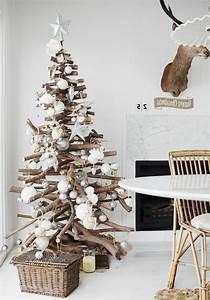 Basteln Mit ästen Und Zweigen : wundersch ne ideen f r weihnachtsbaum deko ~ Whattoseeinmadrid.com Haus und Dekorationen
