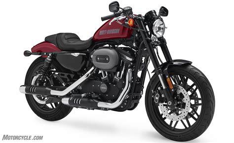 Harley-davidson Unveils 2016 Roadster