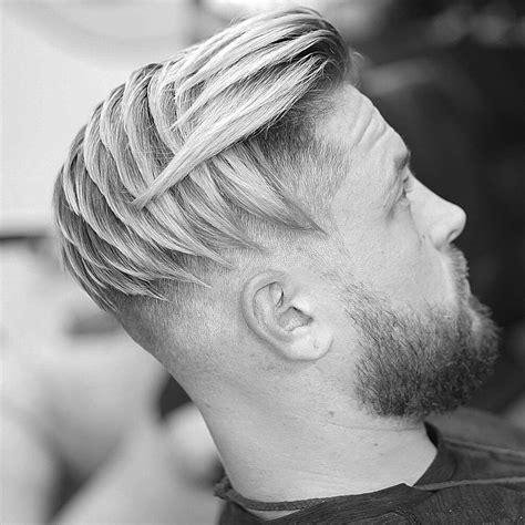 fresh disconnected undercut haircuts  men